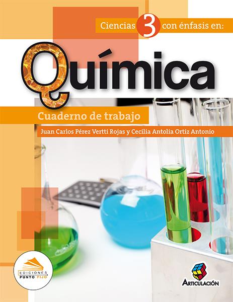 Secundaria-ciencias-ciencias 3 con enfasis en quimica