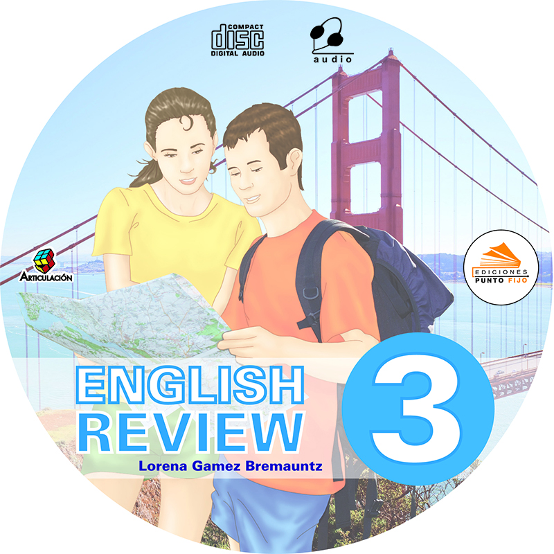 pistas english review 3